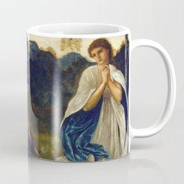 Edward Burne - Jones - The Fight St George Kills The Dragon VI Coffee Mug