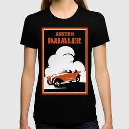 Austro-Daimler classic car T-shirt