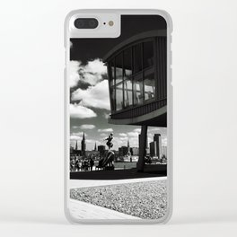 Theater im Hafen Clear iPhone Case