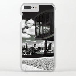 Theater im Hafen Clear iPhone Case