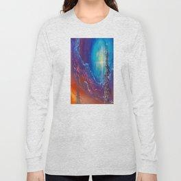 Strange Clouds Long Sleeve T-shirt
