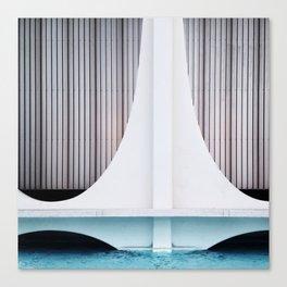 parabolic Canvas Print