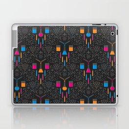 Mad Science Damask Laptop & iPad Skin