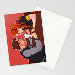 Milkshakes Stationery Cards