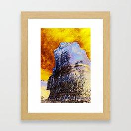 Destroying Framed Art Print