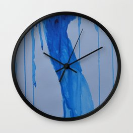 The tree of sadness Wall Clock