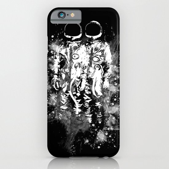 Space Twins iPhone & iPod Case