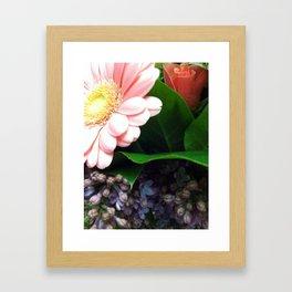 The Arrangement Framed Art Print