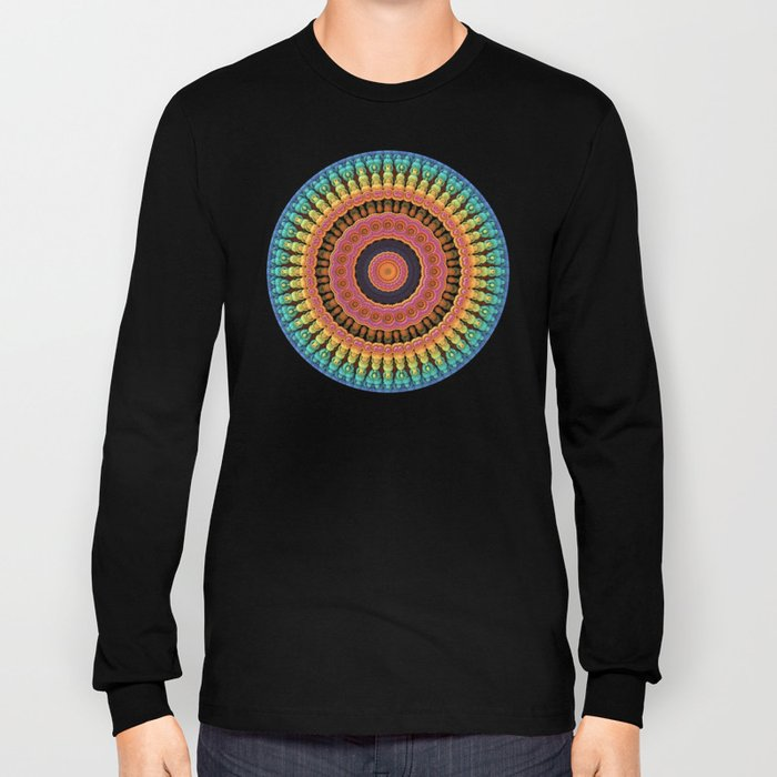 Mandala to the Max Long Sleeve T-shirt