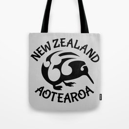 KIWI Aotearoa   New Zealand Tote Bag