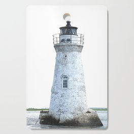Lighthouse Illustration Cutting Board