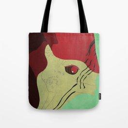 Tuchanka - Mass Effect Tote Bag