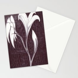 Wilted  Stationery Cards