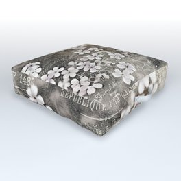 object of my affection Outdoor Floor Cushion