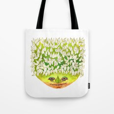 Majestic Leaf Tote Bag