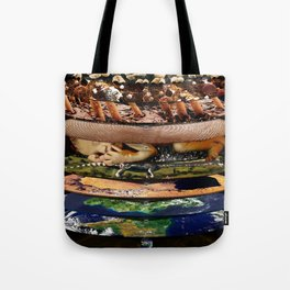 Universal Magnification (version with no text) Tote Bag