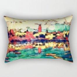 Hegemony:  The Dawn Lighthouse Rectangular Pillow