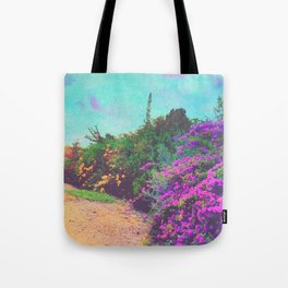 I Will Be With You. I Will Never Leave You. Tote Bag