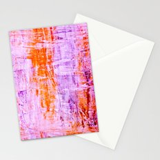 abstract 642 Stationery Cards