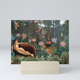 Henri Rousseau The Dream Mini Art Print