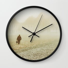 one-way Wall Clock