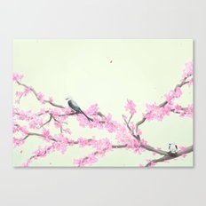 A Song so Sweet Canvas Print