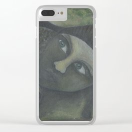 ge ode Clear iPhone Case
