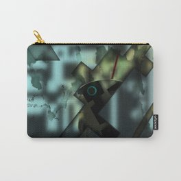 Machine Learning Analog World Carry-All Pouch