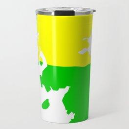 United Kingdom Gay Pride Flag Travel Mug