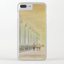 Reunion Clear iPhone Case