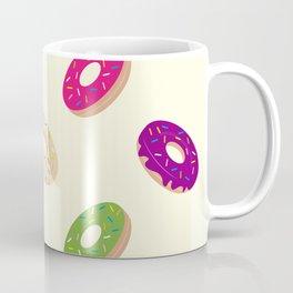 Donuts Pattern Coffee Mug