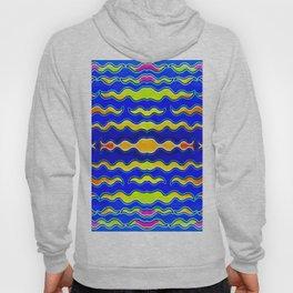 Multicolor Reverberation Hoody