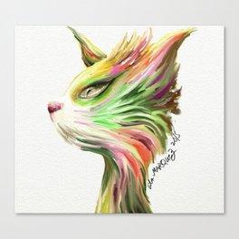 Yuli by Lila Marquez Canvas Print