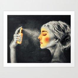 Beauty in Disguise Art Print
