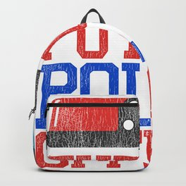 Future Police Officer Backpack