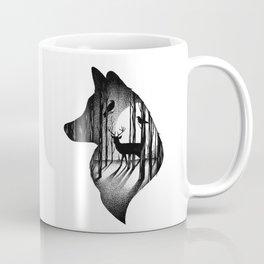 IN THE DARK WOODS II Coffee Mug
