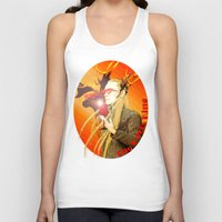 thranduil Tank Tops featuring Thranduil The Party King by Alice9
