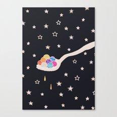 Spoonful Of Wonders Canvas Print