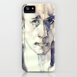Jack Kerouac iPhone Case