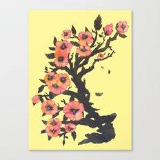 Cherise Canvas Print