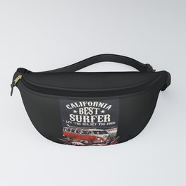 California Surfing Fanny Pack