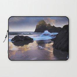 Kynance Cove, The Lizard, Cornwall, England, United Kingdom Laptop Sleeve
