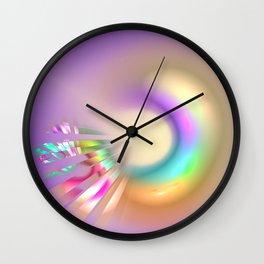 creative love Wall Clock