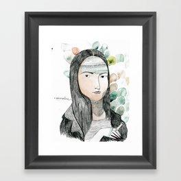 Annalee Faro Pearse Framed Art Print
