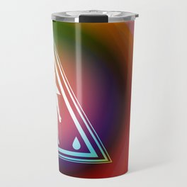 I am Sticking with You The Great Waterfall Society Travel Mug