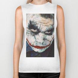 Heath Ledger, The Joker Biker Tank
