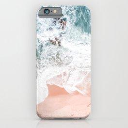 Sands of Coral Haze iPhone Case