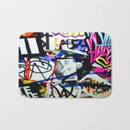 grafiti v.5 Bath Mat