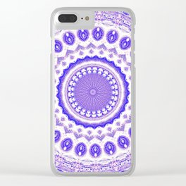 Some Other Mandala 405 Clear iPhone Case
