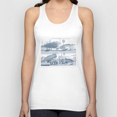 Hungry Unisex Tank Top